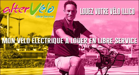 DDV page : Altervélo libre-service